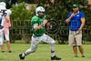 Cornerstone Charter Academy Ducks Varsity Football Team Scrimmage 2014 DCEIMG-9797