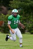 Cornerstone Charter Academy Ducks Varsity Football Team Scrimmage 2014 DCEIMG-9799