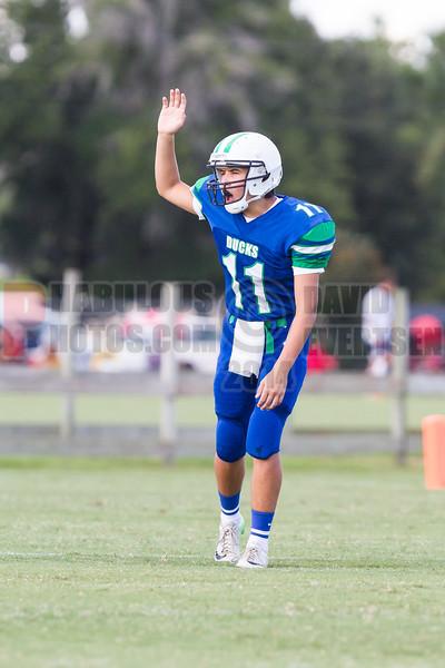 Doral Falcons  @ CCA Ducks Varsity Football - 2014- DCEIMG-5291