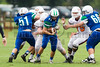 Cornerstone Charter Academey Homecoming Football Game -  2014 - DCEIMG-7742
