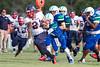 Doral Falcons  @ CCA Ducks Varsity Football - 2014- DCEIMG-5324