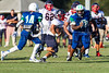 Doral Falcons  @ CCA Ducks Varsity Football - 2014- DCEIMG-5436