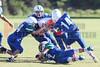 Branford Gators @ Cornerstone Charter Academy Duck Varsity Football  - 2014 - DCEIMG 5396