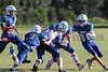 Branford Gators @ Cornerstone Charter Academy Duck Varsity Football  - 2014 - DCEIMG 5392