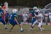 Citrus Park Christian @ Cornerstone Charter Academy Ducks Varsity Football   -  2014 - DCEIMG-6560