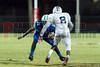 Citrus Park Christian @ Cornerstone Charter Academy Ducks Varsity Football   -  2014 - DCEIMG-9798