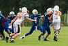 Cornerstone Charter Academey Homecoming Football Game -  2014 - DCEIMG-7817