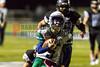 Cornerstone Charter Academy Ducks @ Masters Academy Eagles Varsity Football  -  2015 - DCEIMG-2647