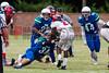 Warner Christian @ Cornerstone Charter Ducks Varsity Football  -  2015 - DCEIMG-5689