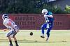 Rocky Bayou Christina @ Conerstone Charter Ducks Varsity Football   - 2015 - DCEIMG-8992