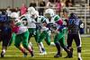 Cornerstone Charter Academy Ducks @ Masters Academy Eagles Varsity Football  -  2015 - DCEIMG-2490