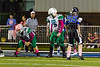 Cornerstone Charter Academy Ducks @ Masters Academy Eagles Varsity Football  -  2015 - DCEIMG-2432