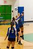 Oak Ridge Pioneers @ Cornerstone Ducks  Girls Varsity Volleyball  -  2015 - DCEIMG-7553