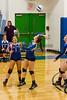 Oak Ridge Pioneers @ Cornerstone Ducks  Girls Varsity Volleyball  -  2015 - DCEIMG-7557