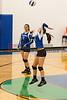 Oak Ridge Pioneers @ Cornerstone Ducks  Girls Varsity Volleyball  -  2015 - DCEIMG-7537