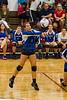 Oak Ridge Pioneers @ Cornerstone Ducks  Girls Varsity Volleyball  -  2015 - DCEIMG-7535