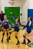 Oak Ridge Pioneers @ Cornerstone Ducks  Girls Varsity Volleyball  -  2015 - DCEIMG-7558