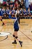 Oak Ridge Pioneers @ Cornerstone Ducks  Girls Varsity Volleyball  -  2015 - DCEIMG-7545
