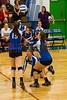 Oak Ridge Pioneers @ Cornerstone Ducks  Girls Varsity Volleyball  -  2015 - DCEIMG-7555