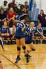 Oak Ridge Pioneers @ Cornerstone Ducks  Girls Varsity Volleyball  -  2015 - DCEIMG-7549