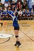 Oak Ridge Pioneers @ Cornerstone Ducks  Girls Varsity Volleyball  -  2015 - DCEIMG-7546