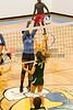 Oak Ridge Pioneers @ Cornerstone Ducks  Girls Varsity Volleyball  -  2015 - DCEIMG-7797
