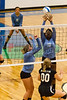 Faith Christian @ Cornerstone Charter Ducks  Girls Varsity Volleyball  -  2015 - DCEIMG-0315