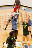 Oak Ridge Pioneers @ Cornerstone Ducks  Girls Varsity Volleyball  -  2015 - DCEIMG-7805
