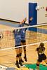 Faith Christian @ Cornerstone Charter Ducks  Girls Varsity Volleyball  -  2015 - DCEIMG-0285