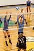 Faith Christian @ Cornerstone Charter Ducks  Girls Varsity Volleyball  -  2015 - DCEIMG-0278