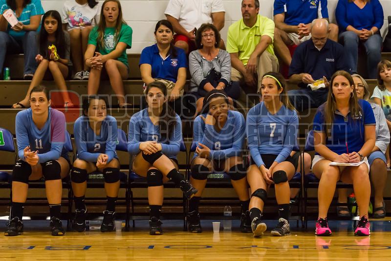 Forrest Lake @ CCA Ducks Girls Varsity Volleyball - 2015 - DCEIMG-7966