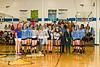 Oak Ridge Pioneers @ Cornerstone Ducks  Girls Varsity Volleyball  -  2015 - DCEIMG-7675