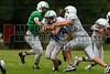 Cornerstone Charter Academy Ducks Varsity Football Team Scrimmage 2014 DCEIMG-9978