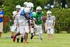 Cornerstone Charter Academy Ducks Varsity Football Team Scrimmage 2014 DCEIMG-9986