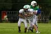 Cornerstone Charter Academy Ducks Varsity Football Team Scrimmage 2014 DCEIMG-9980