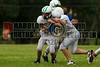 Cornerstone Charter Academy Ducks Varsity Football Team Scrimmage 2014 DCEIMG-9979