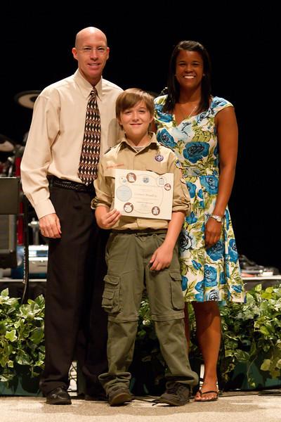 Cornerstone Charter Fifth Grade Graduation 2011 DCEIMG-1572
