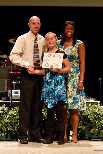 Cornerstone Charter Fifth Grade Graduation 2011 DCEIMG-1568