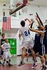 IMG Academy @ Cornerstone Charter Boys Varsity Basketball  - 2011 DCEIMG-9664