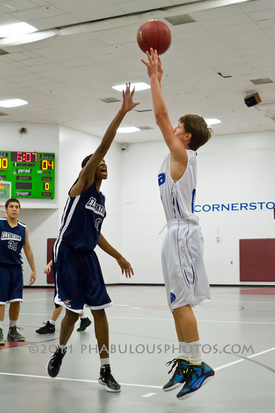 IMG Academy @ Cornerstone Charter Boys Varsity Basketball  - 2011 DCEIMG-9659