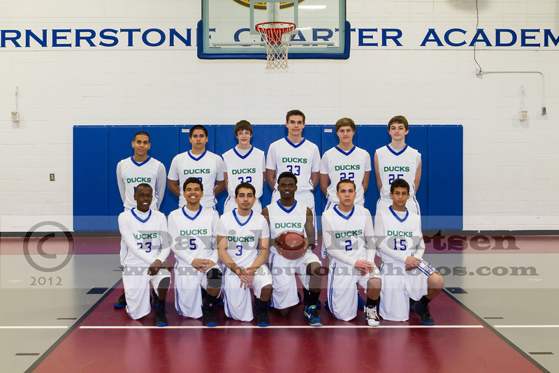 Ocoee Knights @ Cornerstone Charter Academy Boys Varsity Basketball - 2013 - DCEIMG-2152