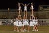 Cornerstone Charter Academy Varsity Cheer - 2012