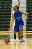 Cornerstone Ducks @ Oak Ridge Pioneers Girls Varsity Basketball  - 2012  DCEIMG-2401
