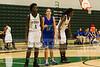 Cornerstone Ducks @ Oak Ridge Pioneers Girls Varsity Basketball  - 2012  DCEIMG-2393