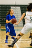 Cornerstone Ducks @ Oak Ridge Pioneers Girls Varsity Basketball  - 2012  DCEIMG-2386