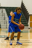 Cornerstone Ducks @ Oak Ridge Pioneers Girls Varsity Basketball  - 2012  DCEIMG-2389