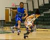 Cornerstone Ducks @ Oak Ridge Pioneers Girls Varsity Basketball  - 2012  DCEIMG-2382
