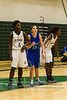 Cornerstone Ducks @ Oak Ridge Pioneers Girls Varsity Basketball  - 2012  DCEIMG-2394