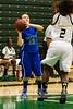 Cornerstone Ducks @ Oak Ridge Pioneers Girls Varsity Basketball  - 2012  DCEIMG-2376