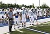 Cornerstone Charter Academy Ducks @ The Masters Academy Varsity Football Spring Game - 2013 - DCEIMG--4